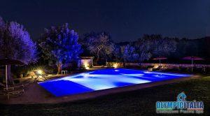 Costruzione Piscina per Villa Ragusa